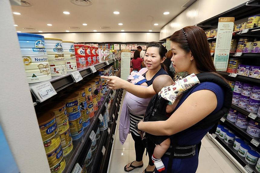 Senior Minister of State Koh Poh Koon cautioned consumers against using price as a proxy for quality and urged them to look at the nutritional labels instead.
