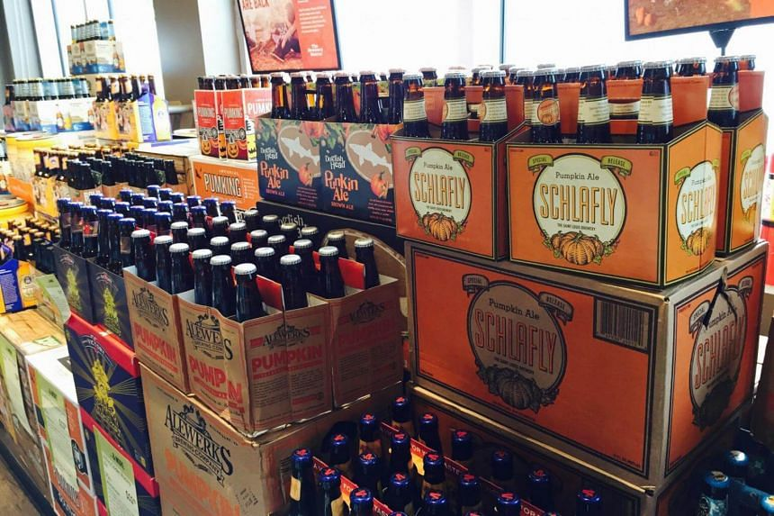 """Pumpkin beers, amber harvest ales and Oktoberfests are flooding back onto shelves this month, prompting social media outrage from beer geeks griping about """"seasonal creep,"""" and how these beers are showing up weeks too early."""