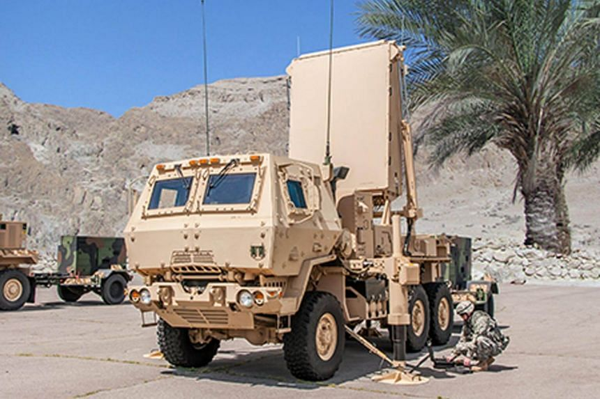 Manufactured by defence and security company Lockheed Martin, the AN/TPQ-53 radar system can pinpoint the firing positions of rocket and mortar launches, and can improve the accuracy of Singapore's artillery fires.