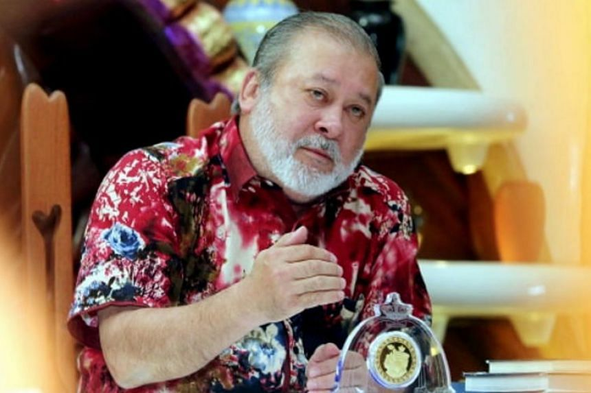 Sultan Ibrahim Iskandar of Johor has called out Malaysian Sports Minister Khairy Jamaluddin and the national polo team.