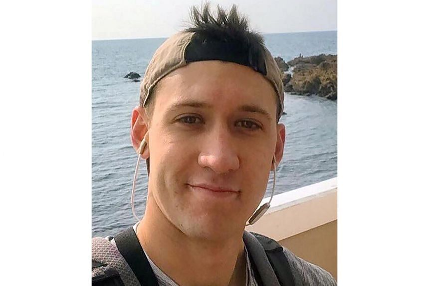 The remains of Electronics Technician 3rd Class Dustin Louis Doyon, 26, were found and identified on Aug 24, 2017.