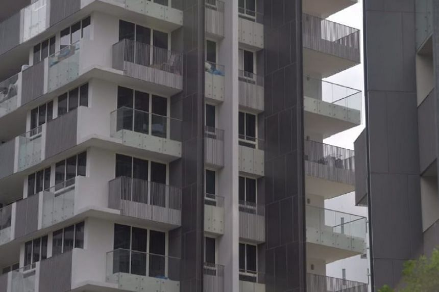 The Peak@Cairnhill I and II condominiums have been found to have non-compliant external cladding.
