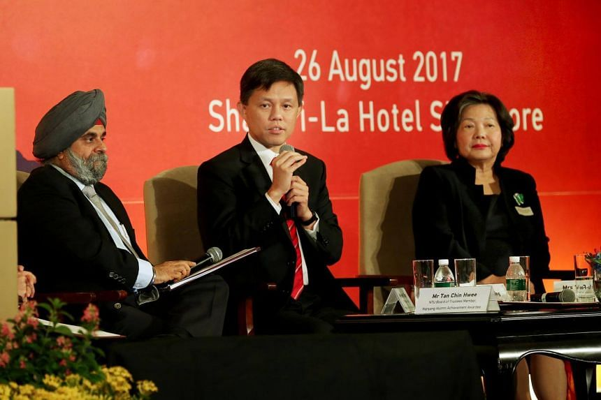 Mr Chan Chun Sing also urged Singaporeans to continue building links beyond our shores, and guard against developing an island mentality.