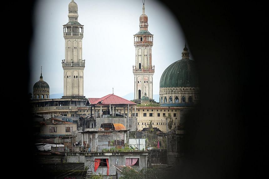 The Philippine military took a month to reclaim the grand mosque in Marawi, which was used by militants as a shelter, stockade, sniper's nest and holding area for their hostages.