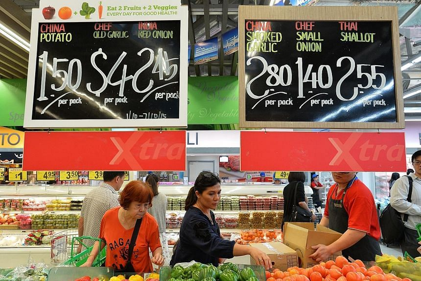 At FairPrice supermarkets, OCBC Plus! Visa cardholders can get rebates of up to 12 per cent.