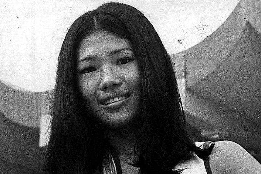 Chee Swee Lee was only 19 when she claimed the 400m gold at the 1974 Asian Games in Teheran. Her time of 55.08 seconds stood as the national record for 43 years.