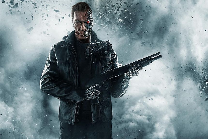 Research last year showed that the use of the Terminator image was a good way to get people engaged in global policies related to the rise and proliferation of killer robots.