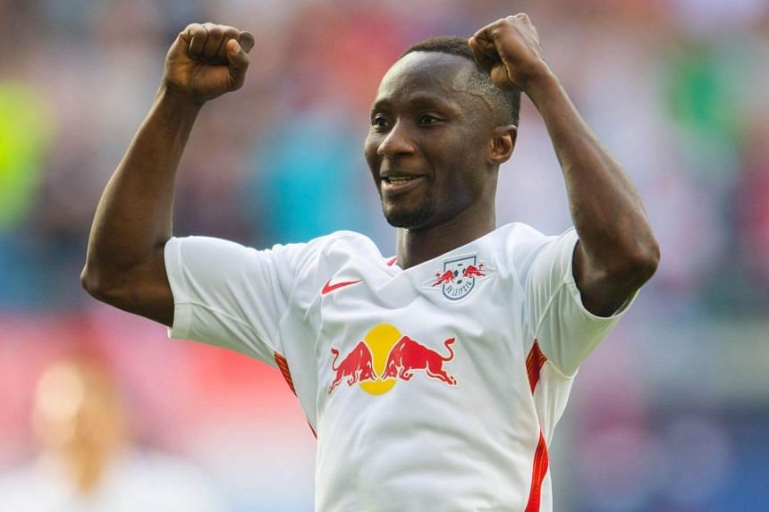 Naby Keita is set to join Liverpool on July 1, 2018.