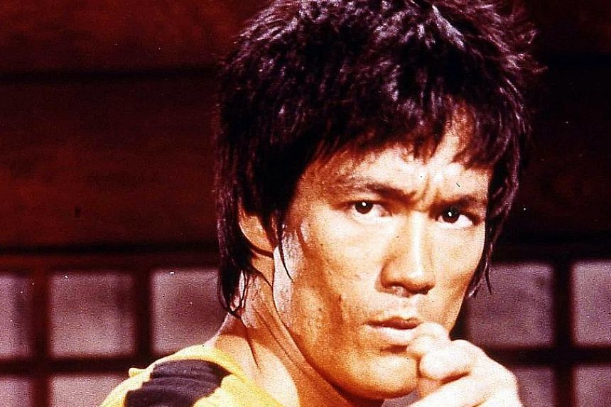 Bruce Lee is known for acting in movies such as Fist Of Fury (1972) and Enter The Dragon (1973).