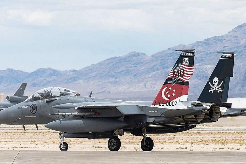 RSAF clinches two awards at US air combat exercise, Singapore News