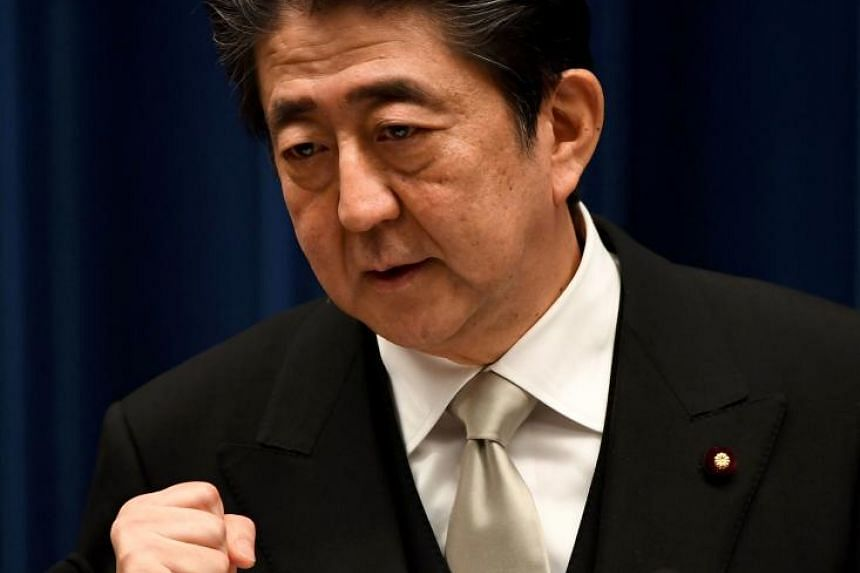 Japanese Prime Minister Shinzo Abe's ruling party gets a boost after a candidate he supported was elected as governor of Japan's Ibaraki prefecture.