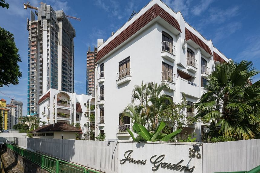 Jervois Gardens, a smaller 17-unit freehold condo off River Valley Road, will launch its sale by tender on Tuesday (Aug 29) with an asking price of around S$68 million.
