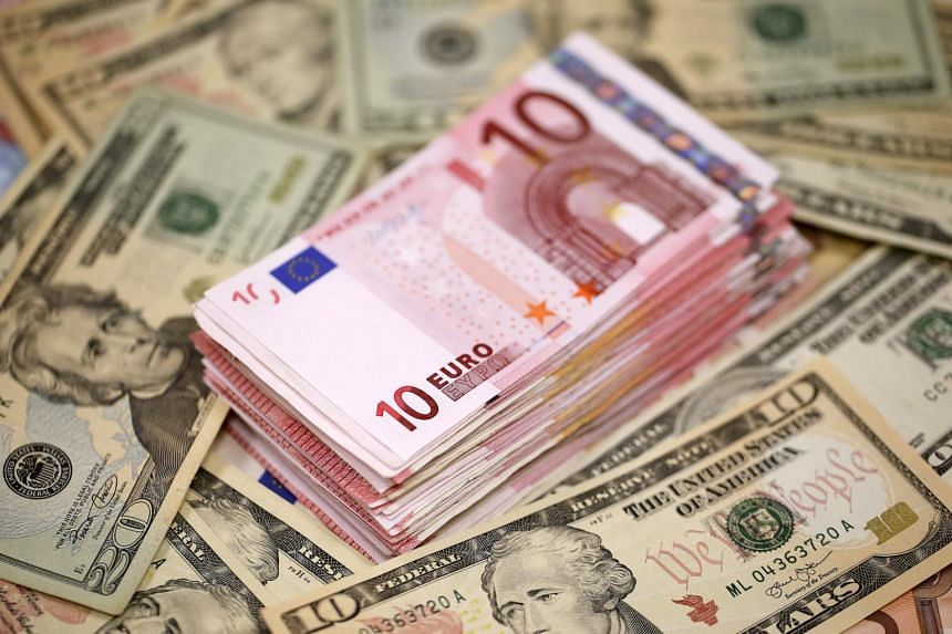 The euro advanced 0.3 per cent to US$1.1953 on Aug 28, extending Aug 25's 1 per cent jump.