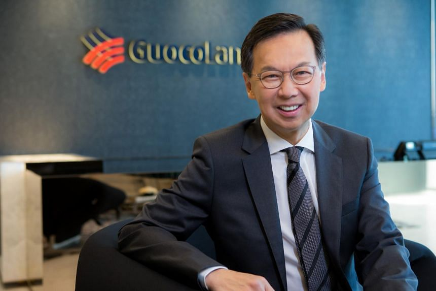 GuocoLand group president and CEO Raymond Choong.