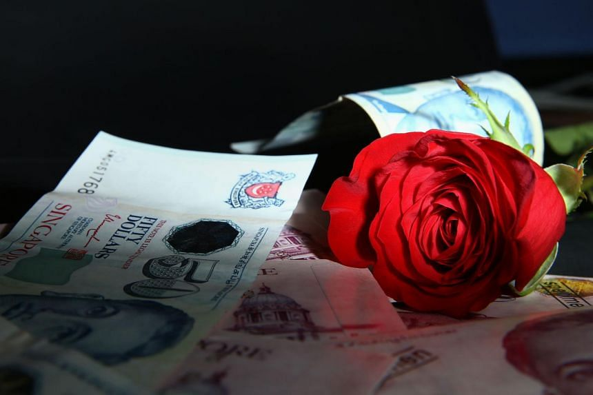 In the first half of  2017, 349 love scams were reported, up from 277 in the same period in 2016.