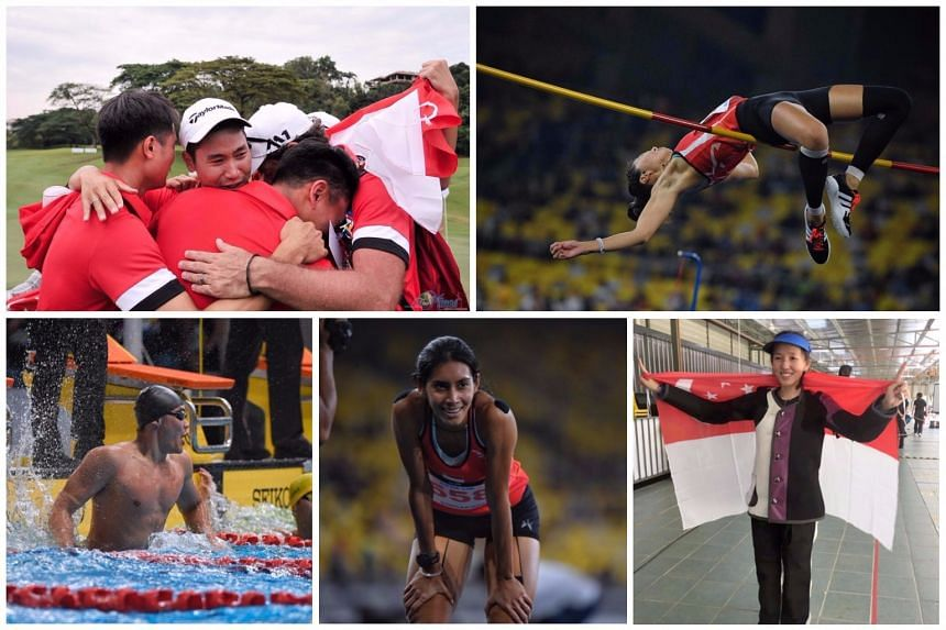 The Straits Times picked out the five most memorable moments for Team Singapore so far at the 2017 SEA Games.