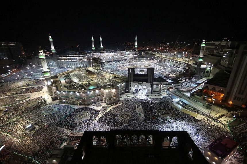 Two million Muslims from across the globe are converging on Mecca in Saudi Arabia for the haj pilgrimage, a religious duty and, for some, the journey of a lifetime. This year sees the return of pilgrims from Shi'ite Iran, which is near Sunni powerhou