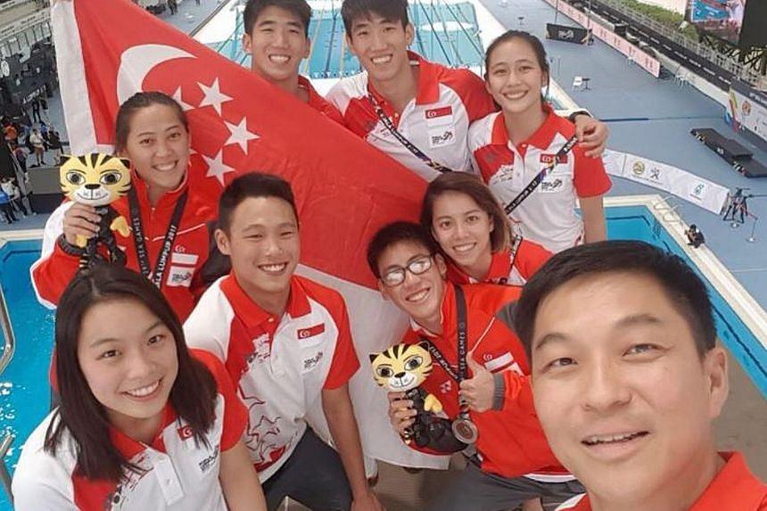 Filipino basketballer Kiefer Ravena makes it four of a kind. The guard's latest gold is in good company alongside the ones from the 2011, 2013 and 2015 Games. Singapore National Olympic Council president Tan Chuan-Jin's final post from Kuala Lumpur -