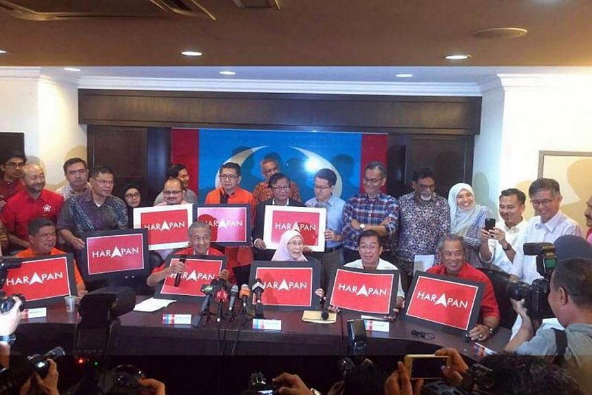 Pakatan Harapan is working on a strategy to avoid three-cornered contests.