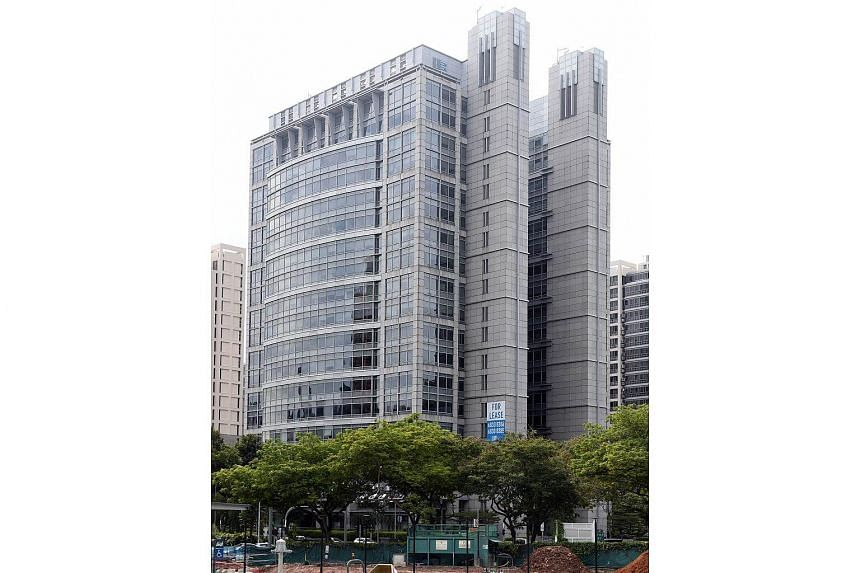 UE BizHub City (formerly known as UE Square) is United Engineers Ltd (UEL)'s flagship mixed-use project.