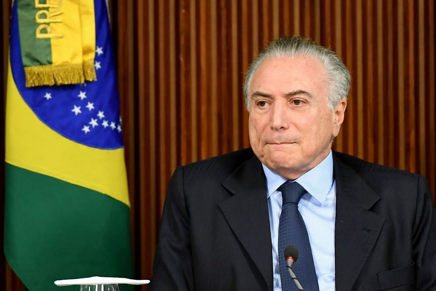 Brazil's President Michel Temer has announced plans to privatise 58 state firms in a bid to spark an economic revival after two years of recession.
