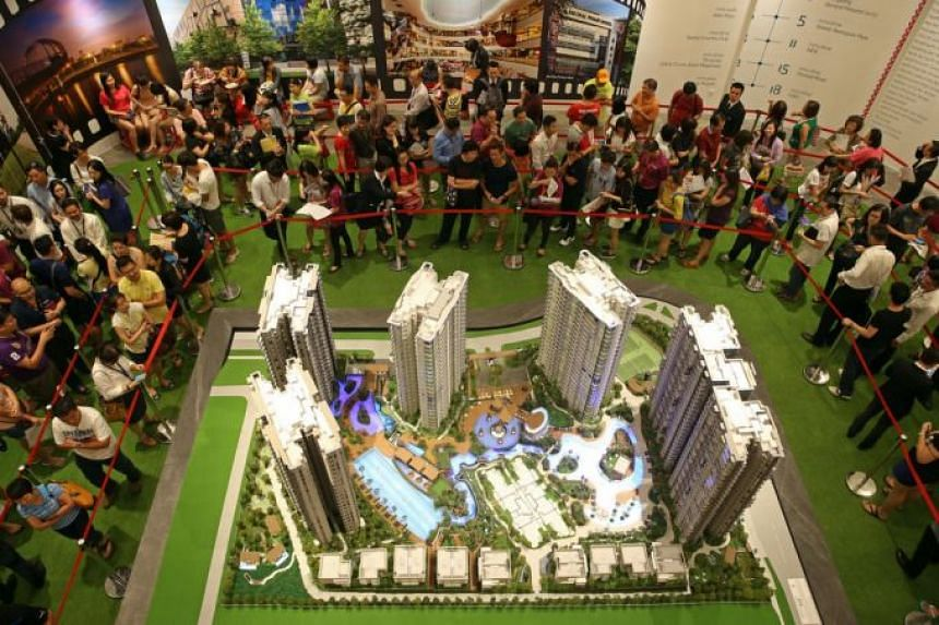 Developers in Singapore sold 1,780 private homes in March 2017, up nearly 82 per cent from the 979 units they moved in the previous month and also 111 per cent higher than the 843 units they sold in March 2016.