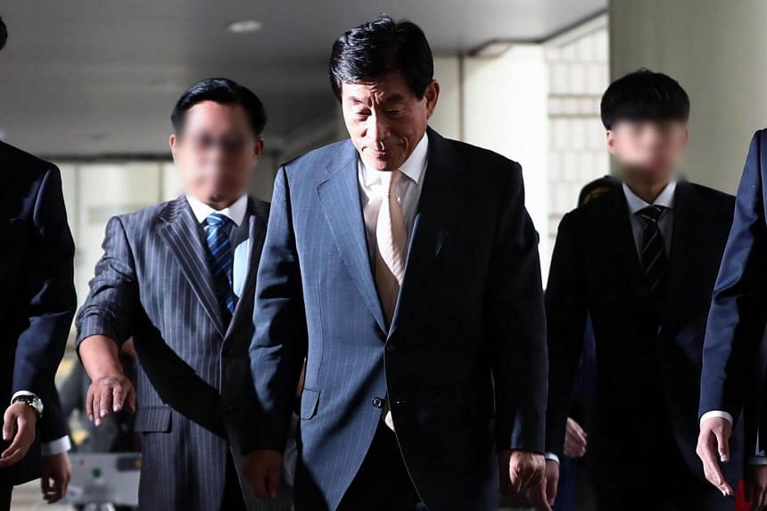 """Won Sei Hoon violated the political neutrality of the NIS by """"spreading pro-government opinions through online postings"""", the Seoul High Court said."""