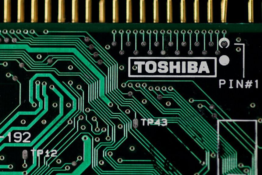 Under the new proposal, Bain and Toshiba would both hold 46 per cent each of the unit, NHK said, adding that talks between the Japanese conglomerate and a Western Digital Corp-led consortium have stalled.