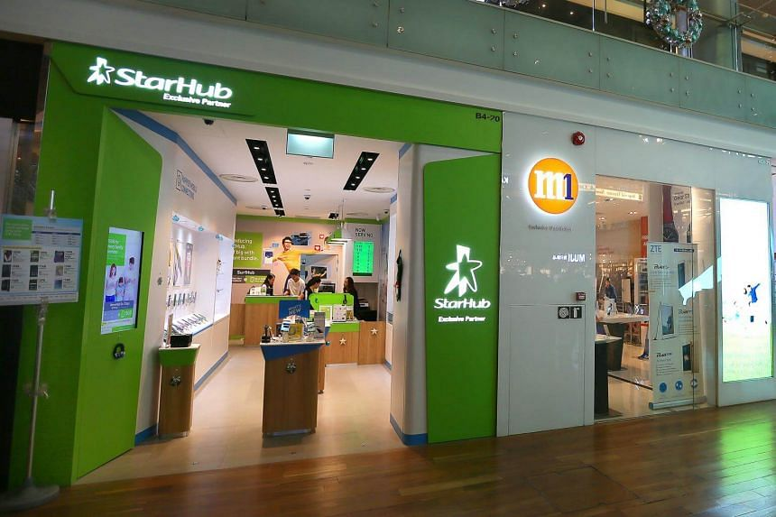Customers can sign up for M1's line-only mySIM3 98 plan with unlimited mobile data for $98 a month. StarHub will offer customers new plans, providing unlimited mobile data usage on Saturday and Sunday.