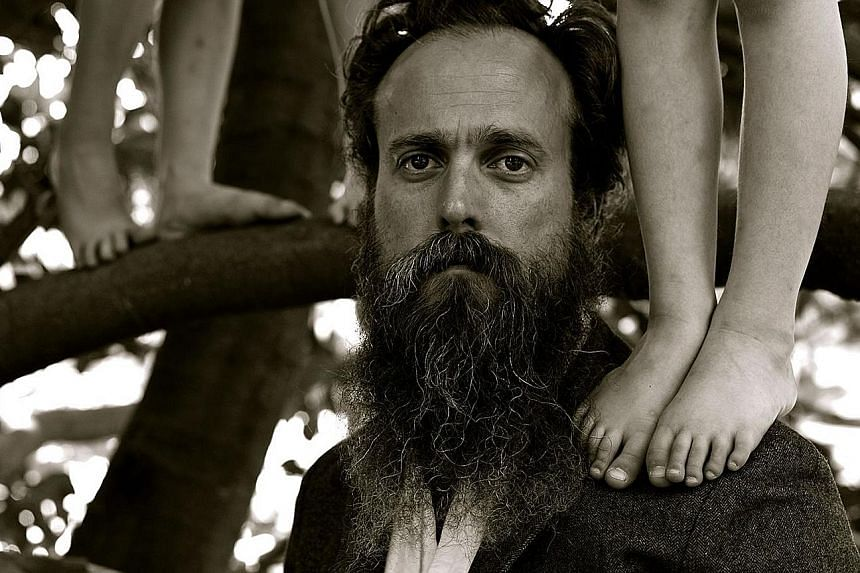 South Carolina's Sam Beam, aka Iron & Wine, makes a welcome return to the kith and hearth of communion in Beast Epic.