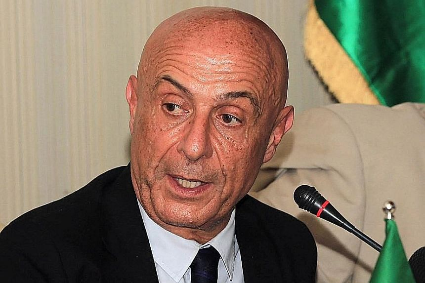 Mr Marco Minniti has invested heavily in alliances with African power brokers, tribal leaders and mayors of towns hit by human trafficking.