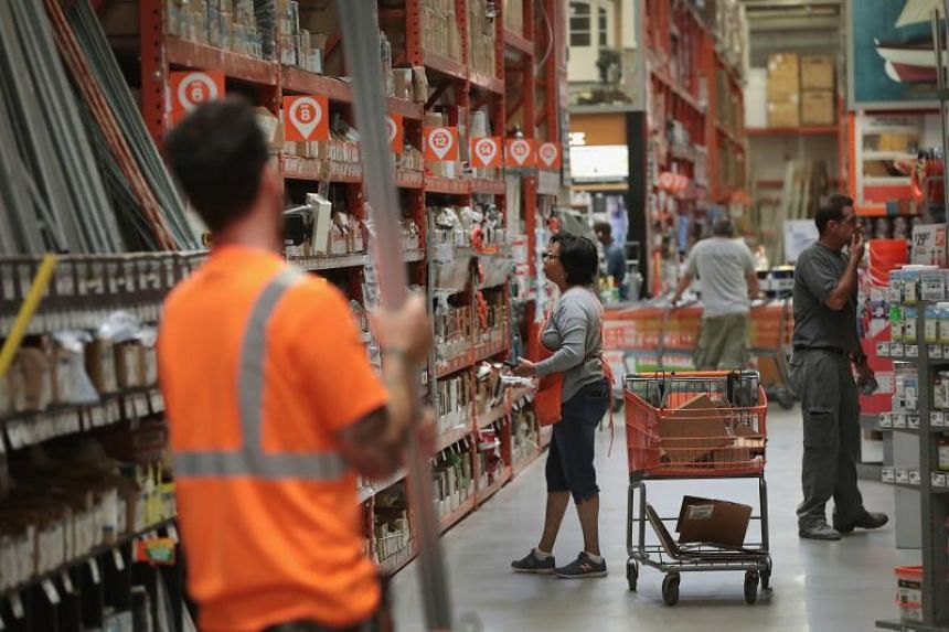 The US Commerce Department reported a gross domestic product increase of 3.0 per cent in the April-June period.