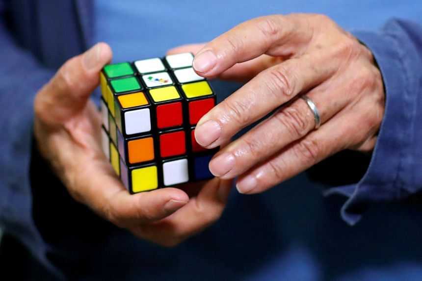 "Rubik's Brand Ltd has sued Duncan Toys Co and the retailer Toys R Us to halt sales of a puzzle cube, which Duncan calls ""Quick Cube""."