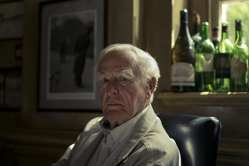 John Le Carré, who over a 56-year career has virtually single-handedly elevated spy novels from genre fiction into works of high literature, has a new book, A Legacy of Spies, coming out in September.