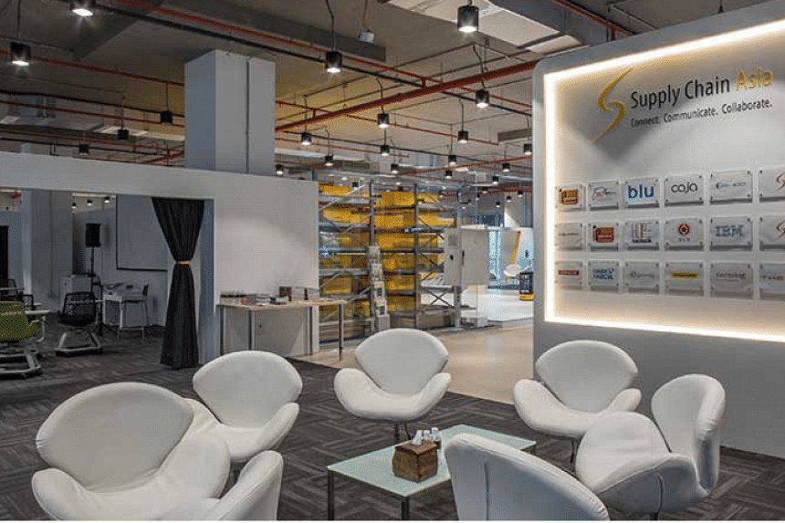 The Supply Chain & Logistics Innovation Playground (Sclip) was set up by industry body Supply Chain Asia.