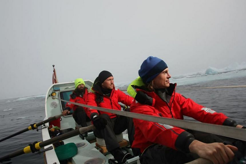 The adventurers of the Polar Row expedition achieved 11 of 12 expected world records – related to distance travelled and location in the Arctic – before calling off their mission on Monday. They had set out to break several world records while us