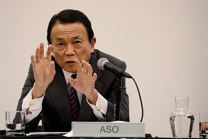 Deputy Prime Minister Taro Aso used Hitler in a bizarre reference about the importance of leaving a legacy in politics during a meeting. It was not the first time he has made casual references to Hitler and the Nazis.