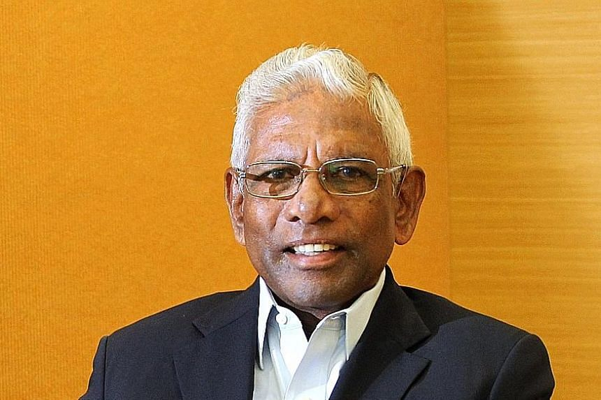 "CPA chairman J.Y. Pillay (left) and member S. Dhanabalan said the council did not face any ""borderline"" decisions during Dr Tan's six years in office."