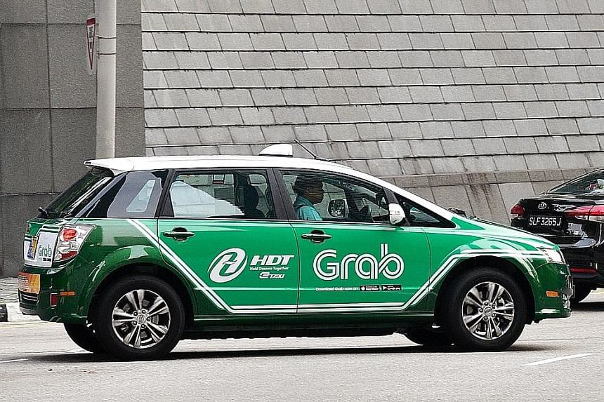 Grab's valuation could exceed US$6 billion (S$8 billion) after the latest round of funding.