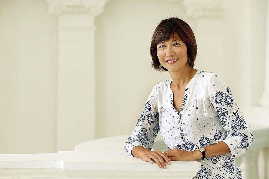 The Victoria Theatre and Concert Hall underwent restoration and renovation in 2010 before reopening four years later. Singapore Symphony Orchestra oboist Elaine Yeo, who says the Victoria Concert Hall is like a second home to her, had photos of her w
