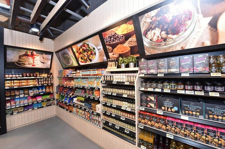 FairPrice Finest, which started in 2007, stocks staples found in all FairPrice outlets at the same prices but also offers a selection of premium and specialty products.