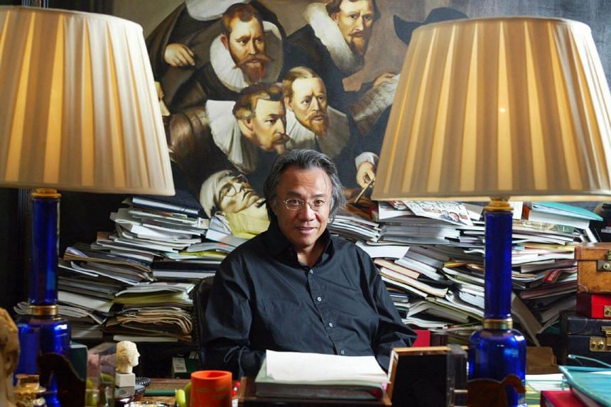 Shanghai Tang founder David Tang died on Tuesday in London. He was 63.