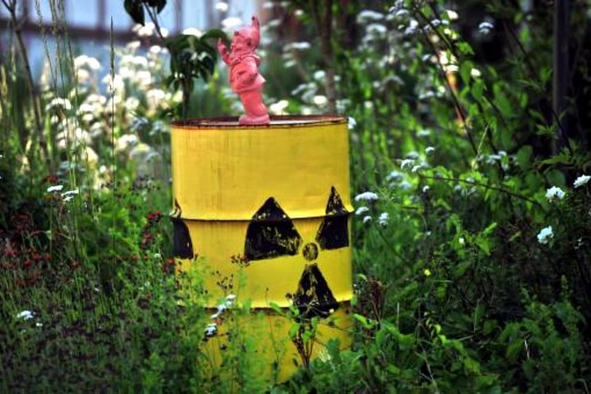 A mandatory death sentence will be imposed on those who commit a lethal radioactive attack.
