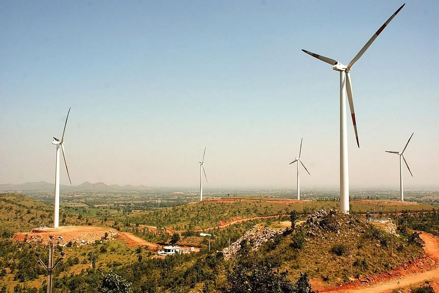 Sembcorp Green Infra has close to 1,200MW of wind- and solar-power capacity in operation and under development in India. It was awarded 250MW in the country's first national wind power tender earlier this year.