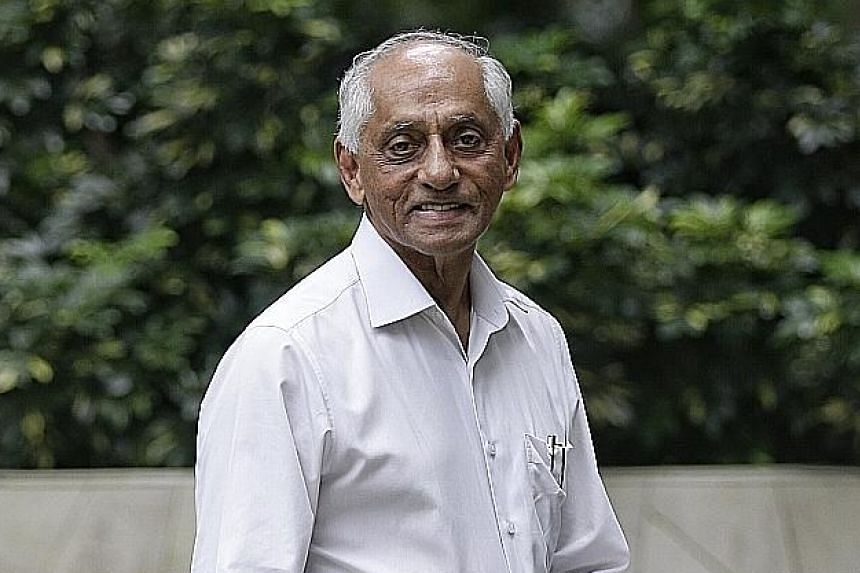 As CPA chairman since 2005, Mr J.Y. Pillay has been acting president when the president goes on overseas trips.