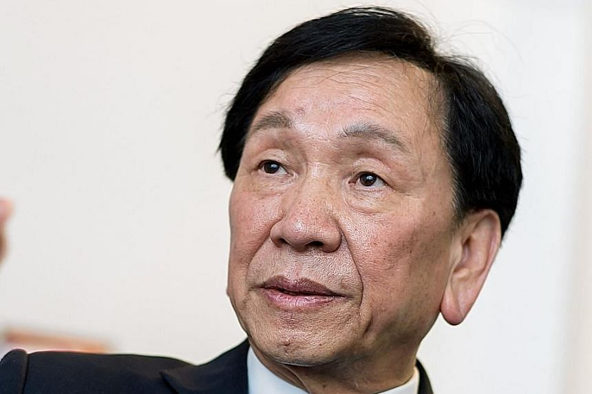 Aiba president Wu Ching-kuo claims he is being targeted by officials within the organisation because of his attempt to reform it.