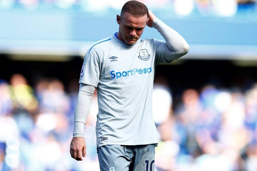According to Sky Sports, Everton striker Wayne Rooney was seen posing in a wefie with cricketer Jack McIver in the Bubble Room bar in Alderley Edge earlier that night.