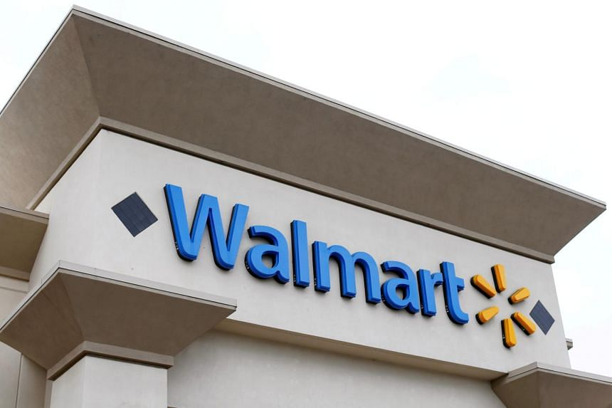 A Walmart store is seen in Encinitas, California, on April 13, 2016.