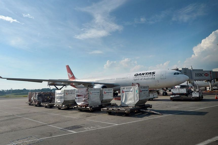 From March, Qantas will also increase the number of Melbourne-Singapore flights from 10 to 14 a week and operate the service with the bigger A-380 instead of the current A-330.