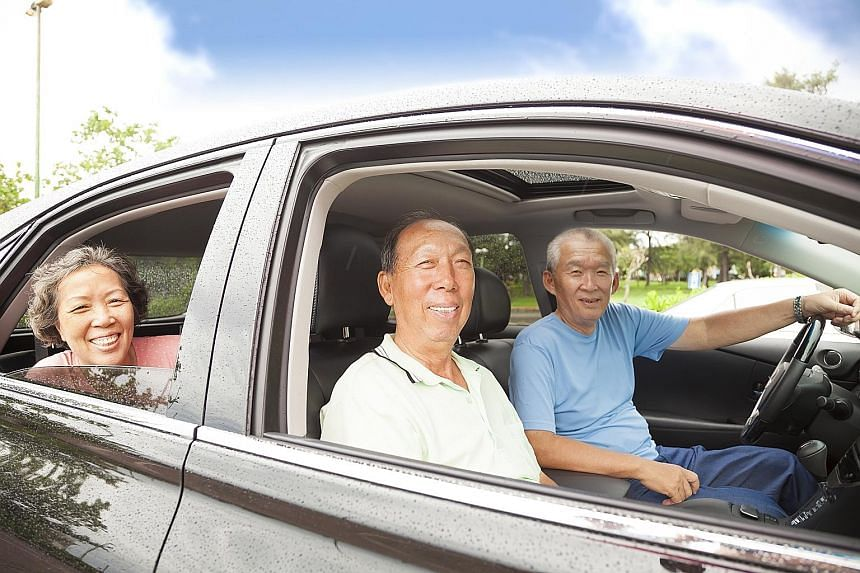 Being able to continue driving helps retirees to avoid isolation and depression.